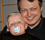 Mikkjal & William 13.05.2011