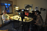 Mike Day & INTREPID CINEMA filming in the Faroes
