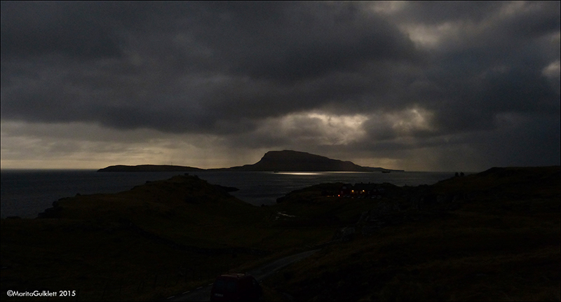 Solar Eclipse Faroe Islands 20.03.2015