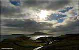 Solar Eclipse Faroe Islands